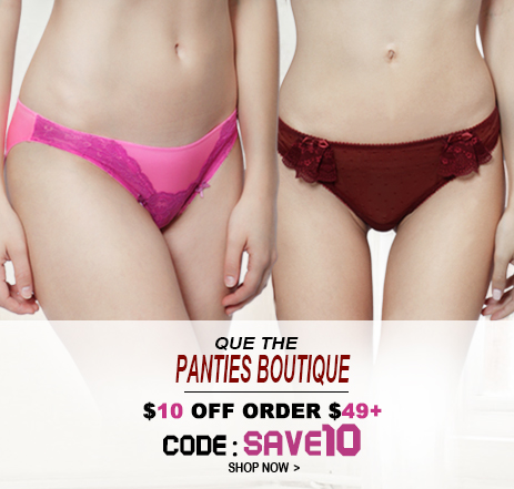 PPZ PANTIES, $10 OFF ORDER $49+
